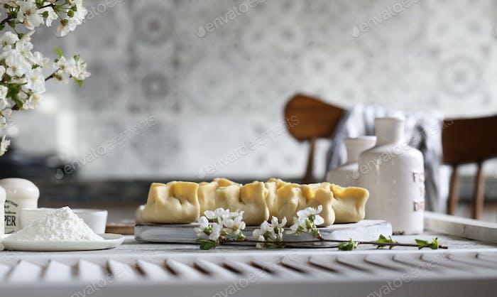 Rustic Cuisine Cooking Food