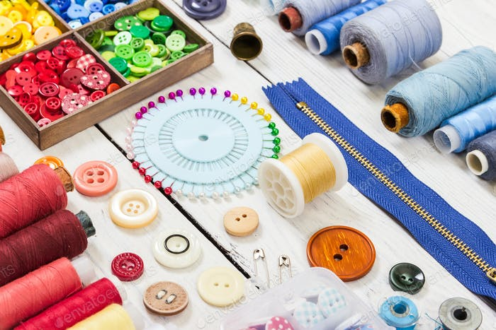 Tools and accessories for sewing