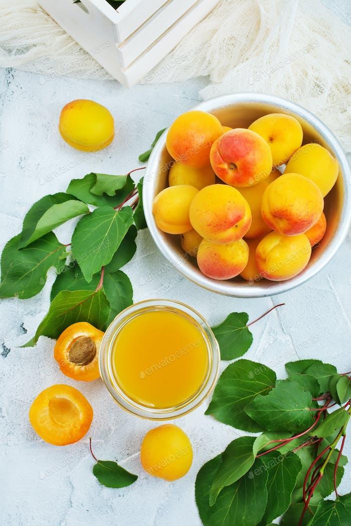 apricot juice