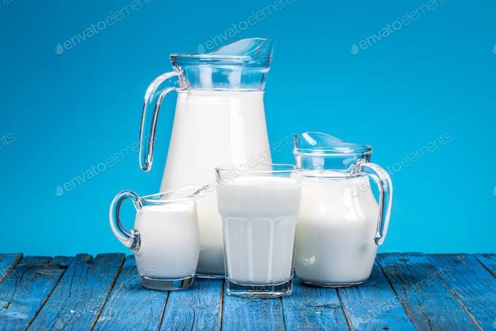 Milchkonzept