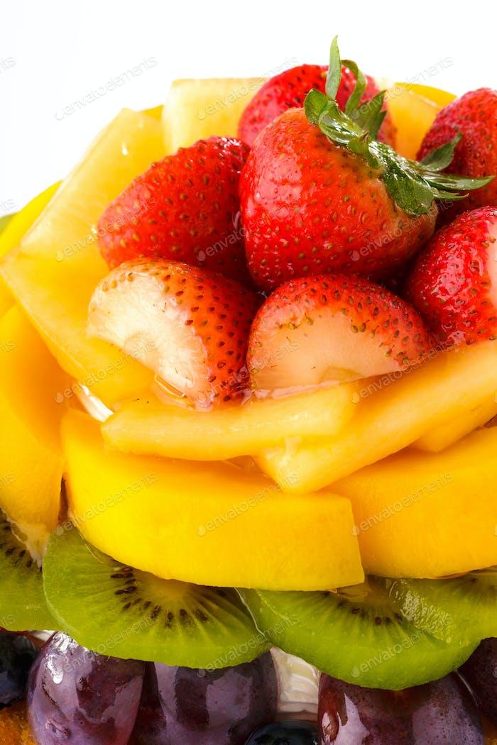 Frucht-Tarte