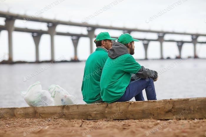 Greenpeace guys