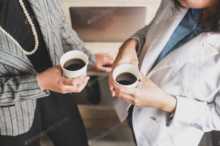 Кофе в офисе