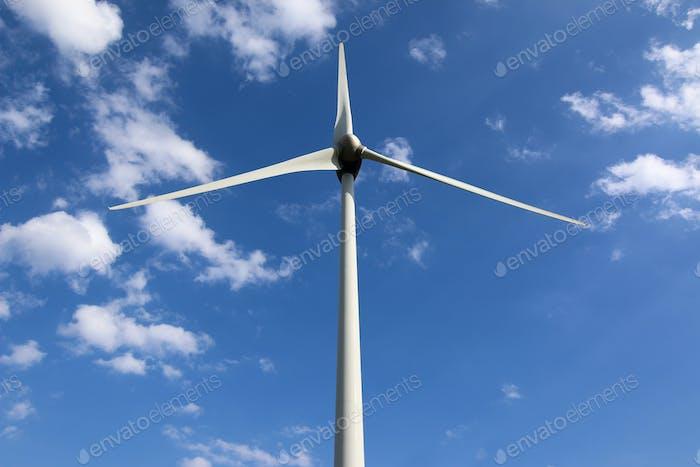 Öko power, Windkraftwerk