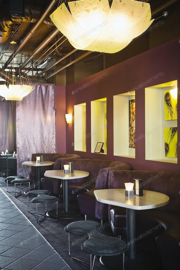 Restaurant Bar Seating