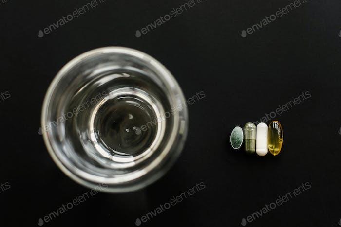 Доза суточных витаминов