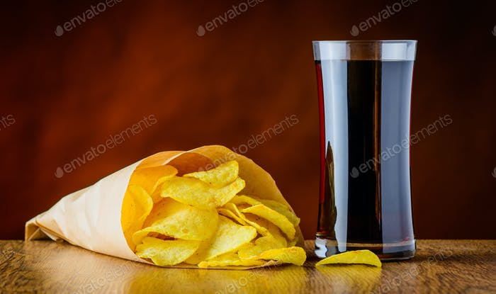 Cola and Chips
