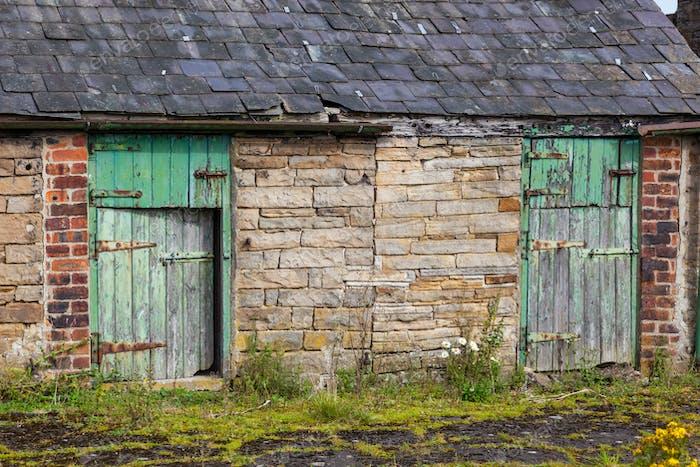 Northumberland Stone Barn