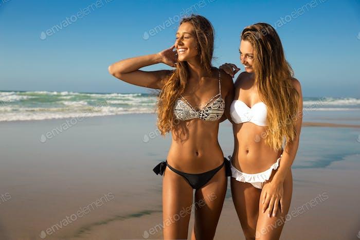 Wir lieben Strand