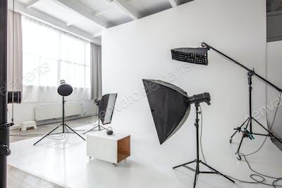 photographic studio space
