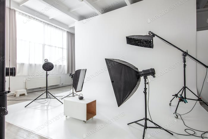 photographic studio space