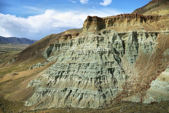Sheep Rock Unit, John Day Fossil Beds, Oregon