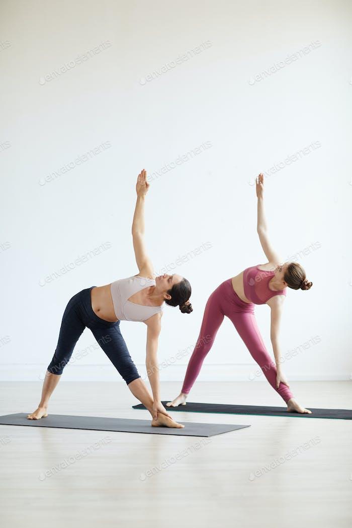 Women in sports training