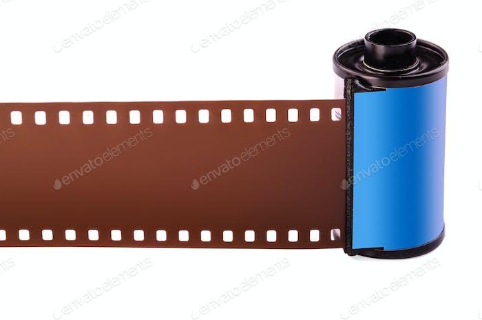 35 mm negative film