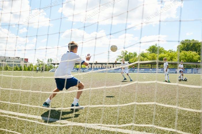 Junior Team Goalkeeper