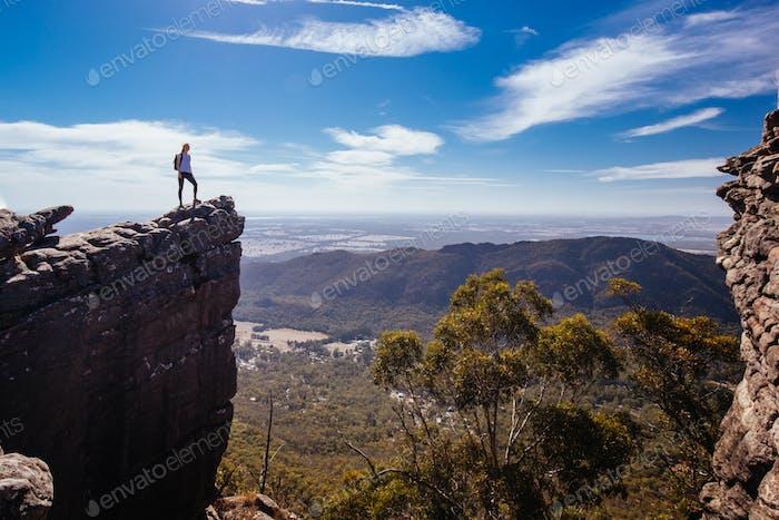 Grampians Felsenlandschaft in Victoria Australien