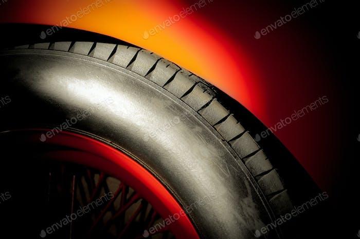 auto tire
