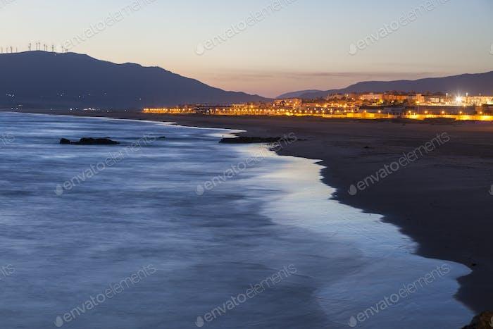 Panorama of Tarifa