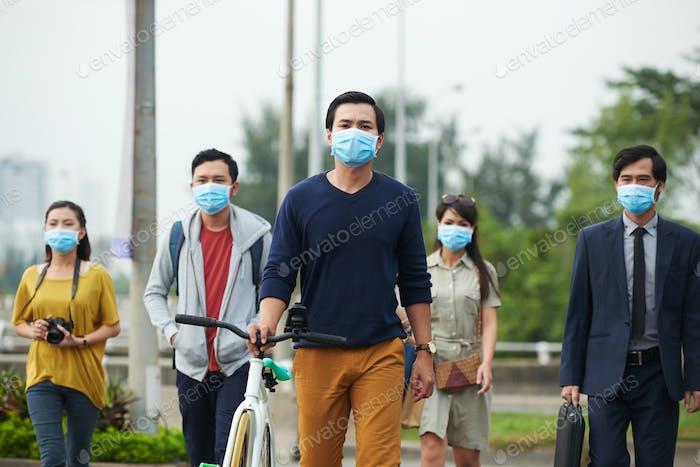 Danger of swine flu epidemic