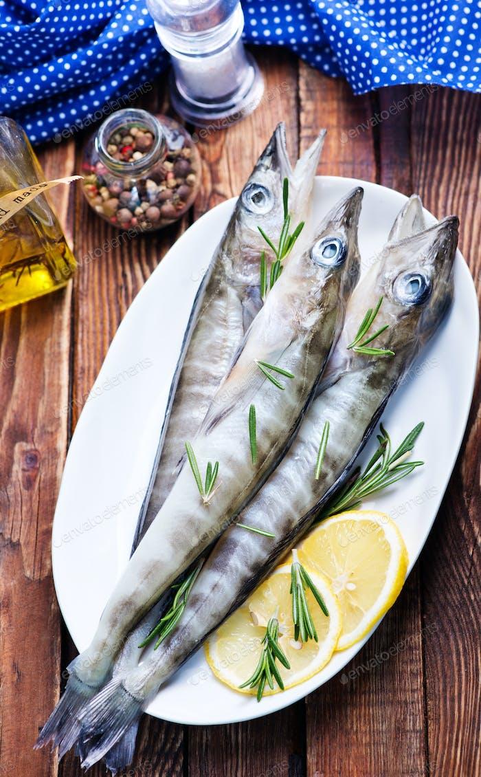 roher Fisch