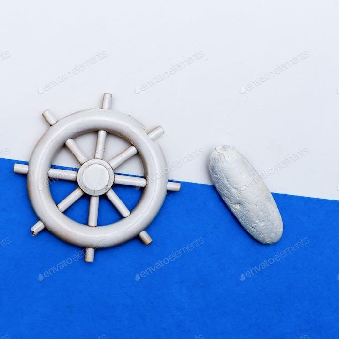 Set Souvenir Seaman Minimal art