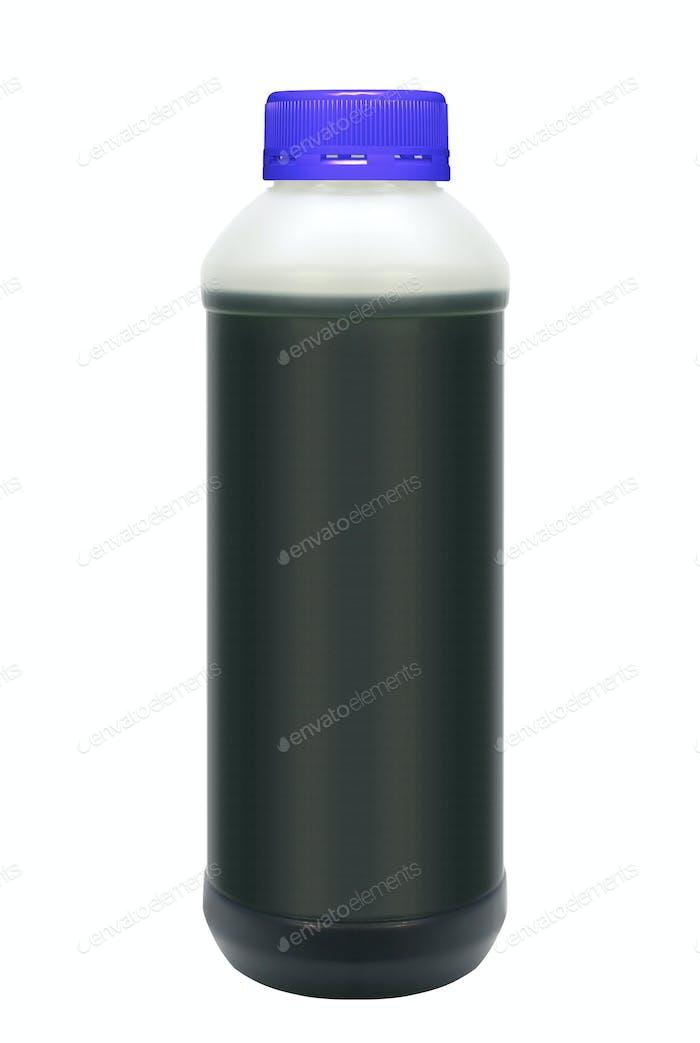Kunststoff medizinische Behälter für Pillen oder Kapseln