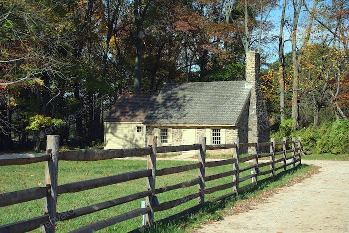 Revolutionary war Historic house
