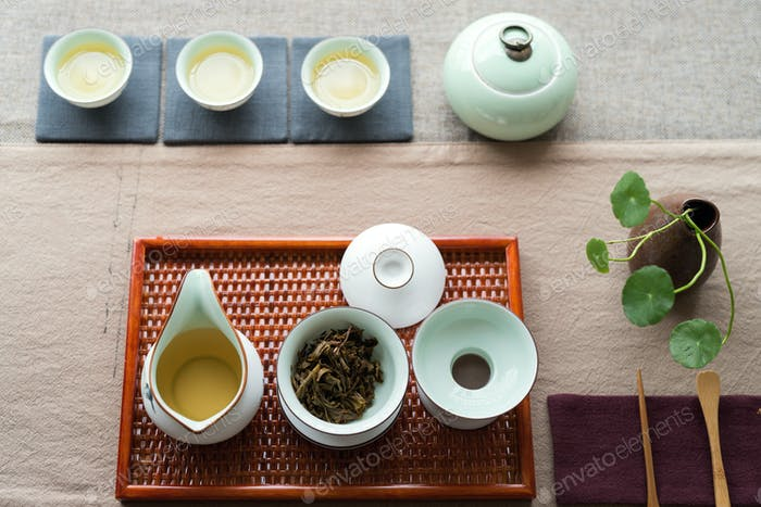 chinese tea ceremony