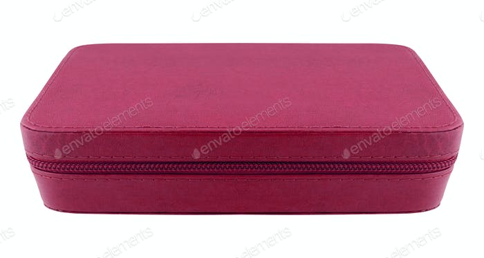 wallet isolated on white background