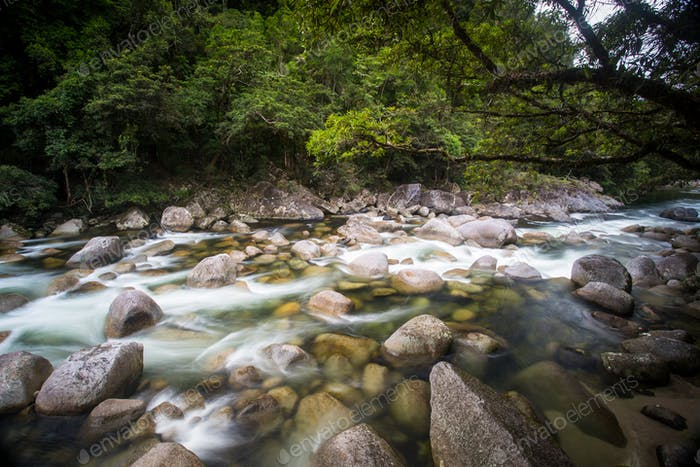 Mossman Gorge Australia