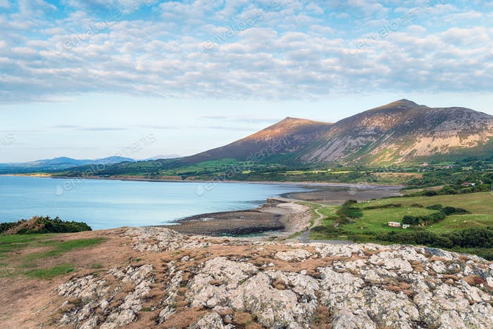 Trefor in Wales