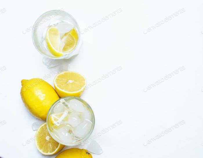 Sommer-Erfrischungsgetränk