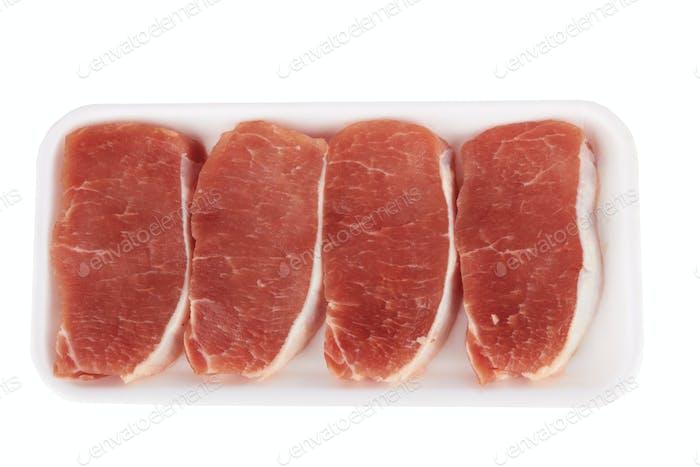 raw fillet