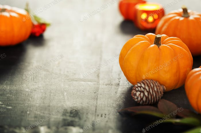 Pumpkins composition