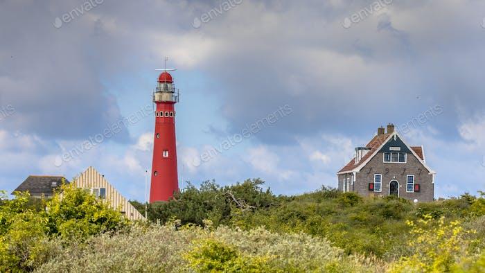 Lighthouse village wadden island