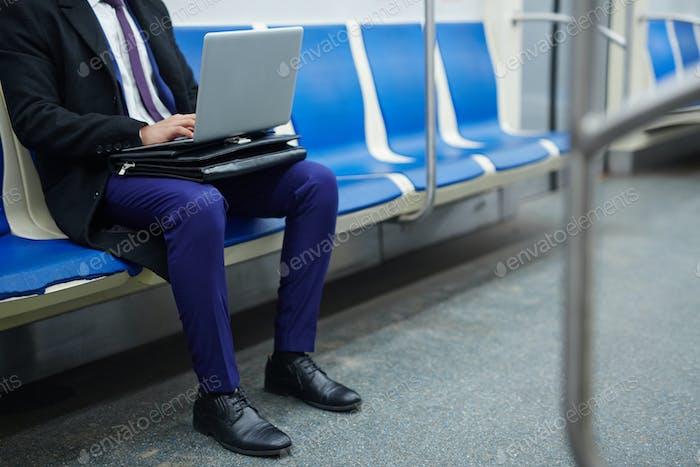 Netzwerk in der Metro