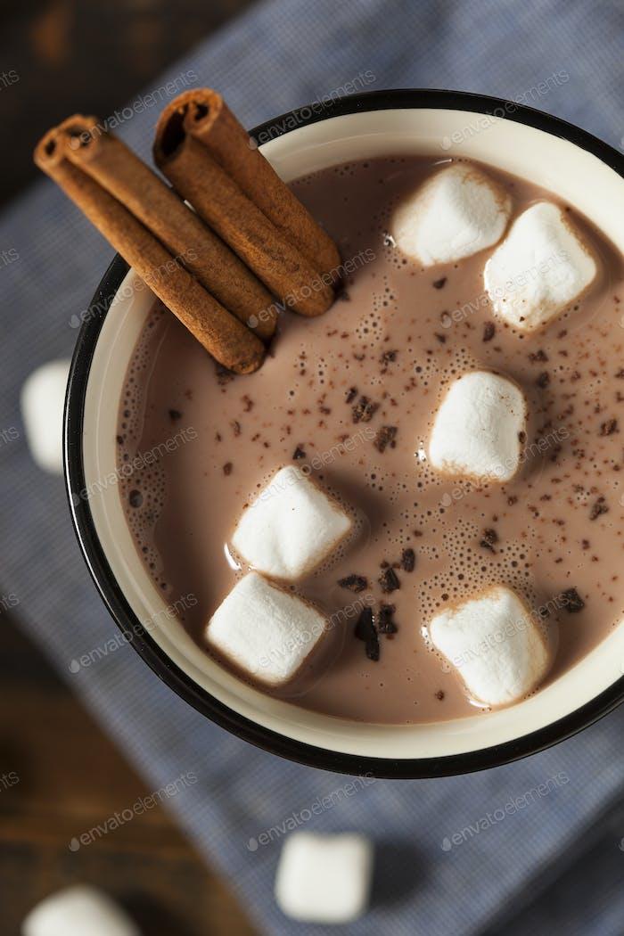 Gourmet Heiße Schokolade Milch