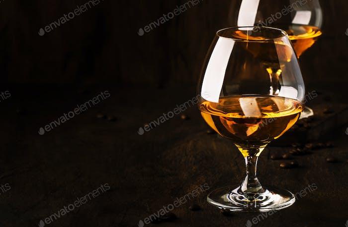 Armagnac, French grape brandy