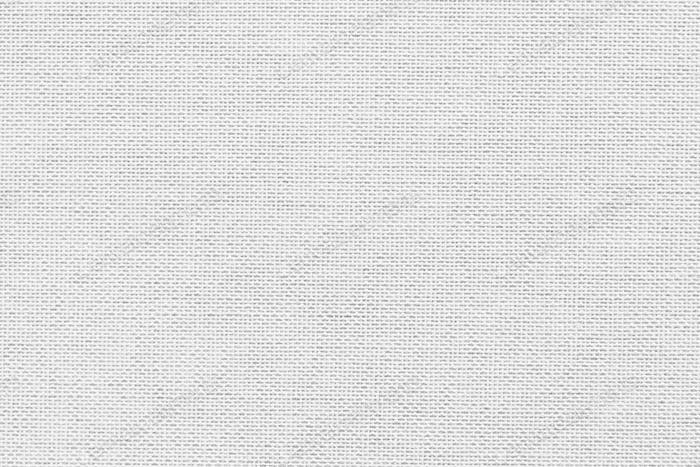 White canvas fabric textile textured background