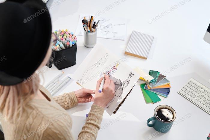 Designer-Zeichnungsmodelle