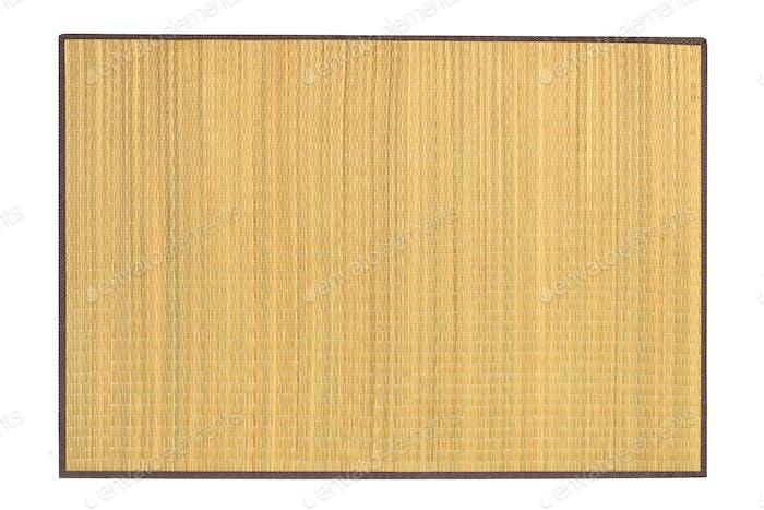 Oriental Straw Mat