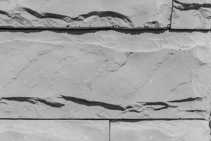 Brick wall of texture