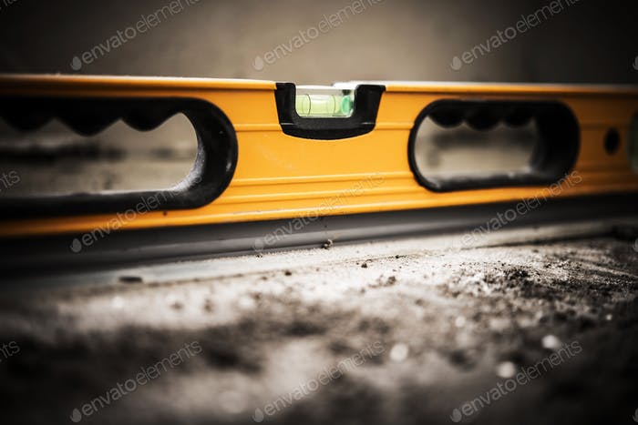 Construction Spirit Level