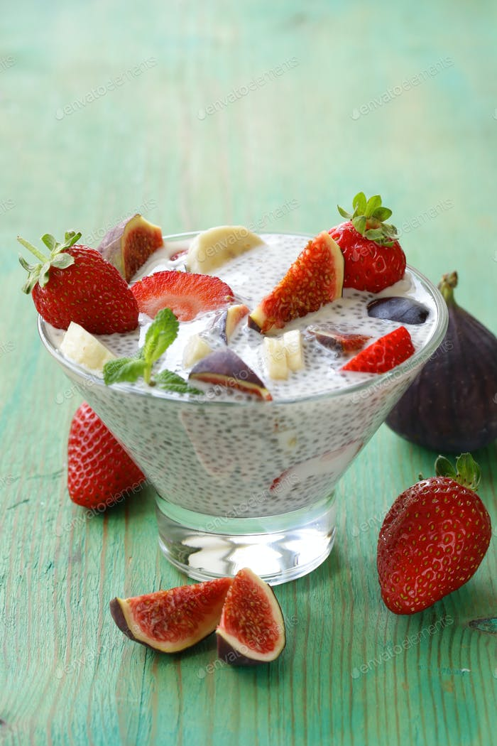 Dessert Chia Seed Pudding