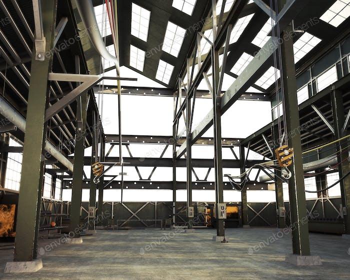Industrial Hanger