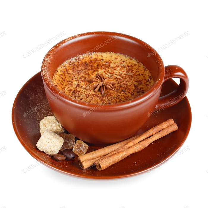 Coffee with Cinnamon