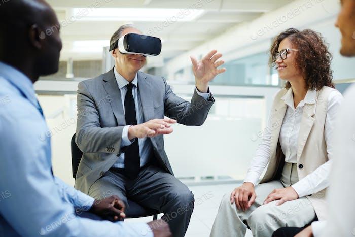 Presentación virtual