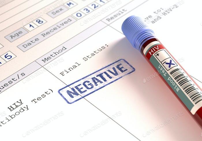 HIV Negative