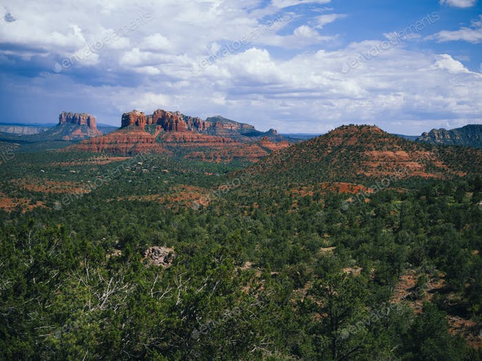 Beautiful scenic of Sedona, Arizona
