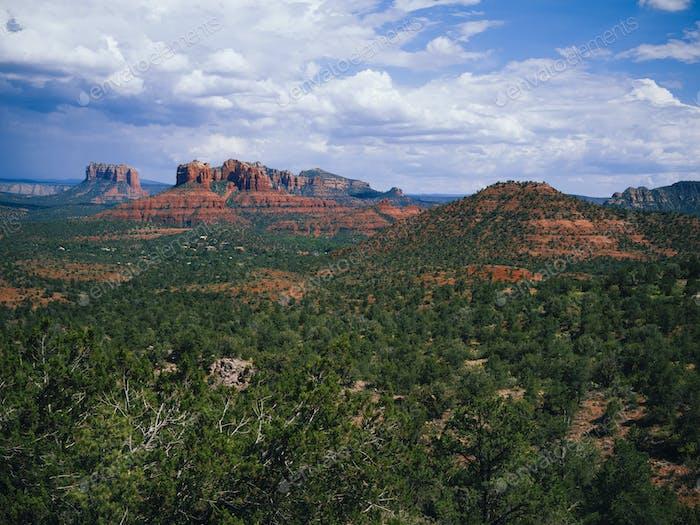 Beautiful scenic of Sedona, Arizona